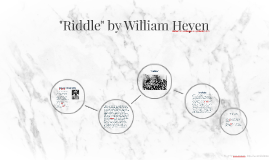"Copy of ""Riddle"" by William Heyen"