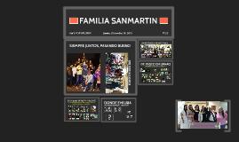FAMILIA SANMARTIN