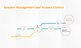 Session Management and Access Control