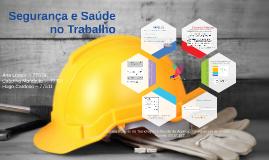 Copy of Segurança e Saúde no Trabalho