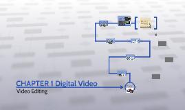 CHAPTER 1 Digital Video