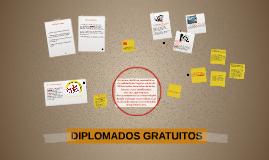 DIPLOMADOS GRATUITOS