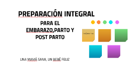 PREPARACION INTEGRAL