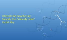 Where Do We Draw The Line?