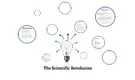 Copy of The Scientific Revolution