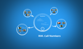 RML Call Numbers