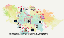Copia de Autobiography OF anastasia knezevic