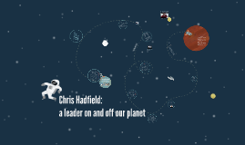 Chris Hadfield: