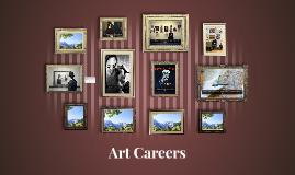 Copy of Copy of Art Careers