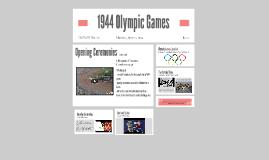 1944 Summer Olympics
