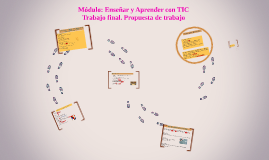 Copy of Enseñar y aprender con TIC