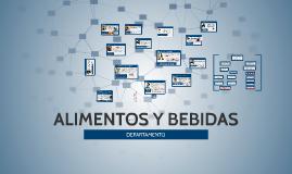 Copy of Copy of ALIMENTOS Y BEBIDAS