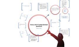 Fences: Act II Comprehension Questions, Scenes iii & iv