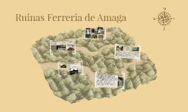 Ruinas Ferreria de Amaga