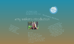 Amy Walker's Professional Introduction
