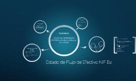 Estado de Flujo de Efectivo NIF B2