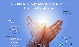 Les libertés individuelles au Maroc