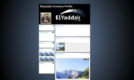 Elyaddak Company Profile