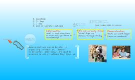 Copy of Making Generalizations