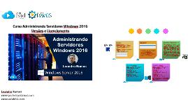 Windows Server 2016 – Versões e Licenciamento