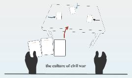the culture of civil war
