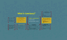 What is Sanctuary?