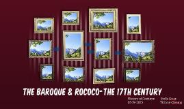 The Baroque & Rococo