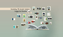 NICOLE 7th Grade Summer Reading List