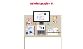 Copy of Presentación clase Admon II