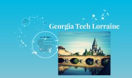Georgia Tech Lorraine