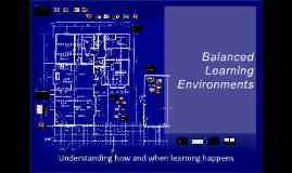 Balanced Learning Environments