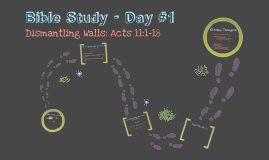 Bible Study - Day #1 (backup)