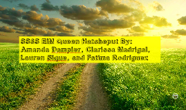 SS6S EIM Queen Hatshepsut By: Amanda Dampier, Lauren Sique, Fatima Rodriguez, and Clarissa Madrigal