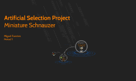 Artificial Selection Project