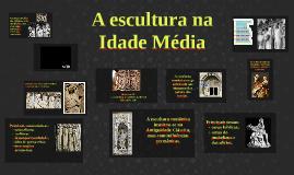 A escultura na Idade Média