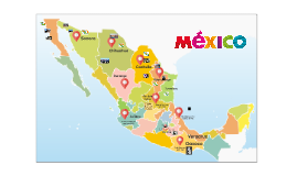 Copy of Mexico Map of events