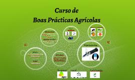 Boas Practicas Agrícolas