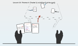 Lesson 10: Themes in 'Tracks' (1 of 3 [Part 1 of the text])