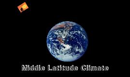 Middle Latitude Climate