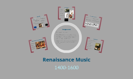 6th Grade Renaissance Music
