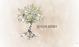 JUGOS KERO