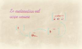 Copy of La matematica nel corpo umano