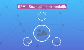 EFM - Strategie in de praktijk
