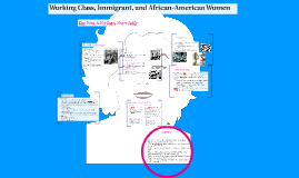 Working Class, Immigrant, and African-American Women