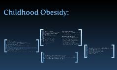 Childhood Obesidy