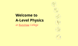 Welcome to A-Level Physics
