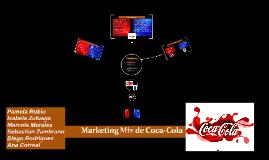 Análisis 4 p's de Coca-Cola