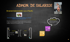 Admon. Salarios