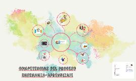 competencias del proceso ENSENANZA-aprendizaje