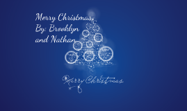 Copy of Copy of Free Christmas Prezi Template 2013